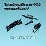 Амортизаторы комплект Партнер 351/370/390/420 5450060-36