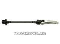 Эксцентрик PROMAX L:151мм, задний, алюминиевый, серебристый (QR-304R)