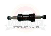 Каретка-картридж KENLI MTB BK 1,37х24T L/R ,68/126mm, (KL-09A) аллюминевый корпус, аллюм.чашки ,