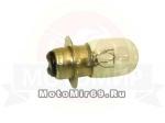 Лампа 12В 35/35Вт (Т19) фарная (P15d-25-1) (простая тип 2) (Zadiak) (1955)