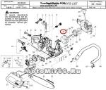 Маховик Р350-371,401 (5300475-34)