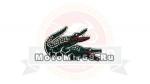 Нашивка LaСoste in Action (СЕКС - крокодильчики занимаются сексом) 02382116 НАКЛЕИВАЕТСЯ УТЮГОМ