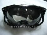 Очки Koestler SD-1006 кроссовые черные