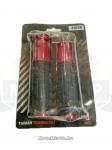 Ручки руля цветные HF4037 металл (типа Jambo)