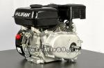 Двигатель LIFAN 6,5 л.с. 168F-2R (200) АВТ. СЦЕПЛЕНИЕ, вал 20 мм., с катушкой 12В3А36
