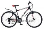 Велосипед 26 STINGER ELEMENT (18ск,МТВ,рама ал.18,20торм.V-Brake,TZ30/TY21/TS38) 117248черный