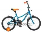 Велосипед 16'' NOVATRACK NEPTUNE (защита А-тип, короткие крылья,нет багажника) 133920 синий