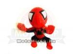 Фигурка Человек-Паук, забавная, декор мото универсальный (на присосках) - на номер, шлем, бензобак