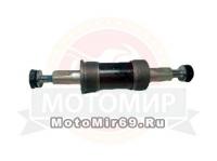 Каретка-картридж KENLI MTB BK 1,37х24T L/R ,68/130mm, (KL-08A) стальной корпус, стальные чашки ,