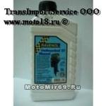 Масло RAVENOL Outboard 2T Mineral (минеральное) NMMA TC-W3(1литр)(63731)(лодочный мот.)