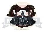 Защита тела мото YF PROTEC BAV-005 КРОСС (черепаха - защита тела, плеч, локтей), рр L