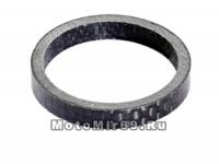 Кольцо проставочное MR.CONTROL 1-1/8х5мм карбон