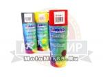Краска спрей ABRO masters универсальная КРАСНАЯ аэрозоль (400 мл. (075)