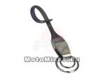 Брелок для ключей в виде крючка с карабином М005Н (2е поколение брелков), сталь+каучук