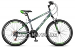 Велосипед 24 STELS Navigator-400 V (18ск,рама 12,аморт.вилка,дв.AL обода,V-br) неон-кра