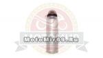 Фляга вело 1000мл, прозрачная пластик (EB-10)