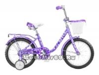 Велосипед 12 STELS JOY (1ск,рама 8,5,зад.ножн.торм.,высок.руль,багаж.,поддерж.ручка,звонок,корз.)