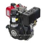 Двигатель LIFAN 6 л.с. дизельный С178F (4Т, 6,0 л.с., диаметр вых. вала 20 мм)