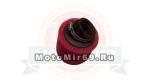 Фильтр воздушный нулевого сопротивления поролон, ЦИЛИНДР Д 35 мм (под углом 45 гр.)