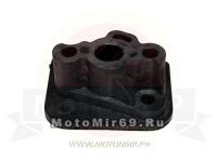 Проставка карбюратора (теплоизолятор) мотокосы BC/GBC-043