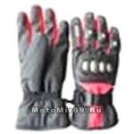 Перчатки зимние PRO-BIKER НХ-04 красные