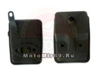 Глушитель мотокосы GBC-043/052