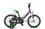 Велосипед 18 STELS PILOT-180 (1ск,рама алюм.10,зад.ножн.торм.,перед.ручной, бок.колеса)