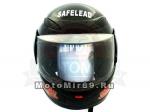 Шлем интеграл Safelead LX-908 (619) E05 BLACK, TB-SILVER размер L,M,S,XL
