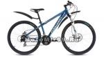 Велосипед 26 FORWARD TORONTO 2.0 DISC (21ск, рама 14) черный