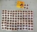 Заплатки самовулканизирующиеся YP3219 (диаметр 25 мм, набор 100 штук)