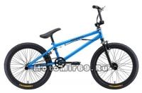 Велосипед 20 Stark'18 Madness BMX 3 (рама Cr-Moly 11, клещевые тормоза, гироротор, 4 пеги)