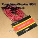 Резинка для багажа,(РАЗНОЦВЕТНЫЕ) (комплект 4 шт. длина 60 см., диам 8мм) СС010801 (импорт)