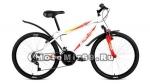 Велосипед 24 FORWARD ALTAIR MTB HT 2.0 (18ск, рама 14ст.,пласт.крылья, вилка ход 30мм.) светло-зел