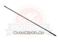 Вал штанги мотокосы нижняя половина 703мм GBC (шлиц 9)
