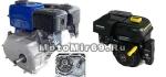 Двигатель LIFAN 6,5 л.с. 168F-2D-R (200) АВТ. СЦЕПЛЕНИЕ, ЭЛ.СТАРТЕР, с катушкой 12В7А84В