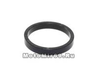 Кольцо проставочное MR.CONTROL 1-1/8х5мм чёрное
