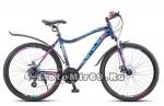 Велосипед 26 STELS MISS-6100 MD(21ск,рама ал.15,17,19 ам.вилка,дв.ал.об,торм мех.,пл.кр)