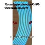 НАКЛЕЙКИ на обод колеса (светоотражающие, набор в блистере, на 2 колеса) (WS 12B) 10-12 синий