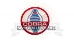 Нашивка Cobra Ford Shelby (змеюга) 10631134 НАКЛЕИВАЕТСЯ УТЮГОМ
