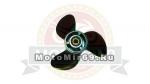 Винт Tohatsu Mercury 4/6 7,8х8, 12 шлиц.