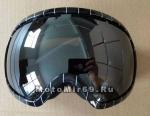 Очки DEX YH-68-06 (Незапотевающие очки. черная орпава, линзы) подростовые
