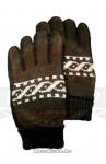 Перчатки МОТО демисезон/зимние (замша)