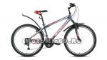 Велосипед 26 FORWARD SPORTING 1.0 (18ск, рама 17сталь,торм.V-Brake) синий, серый