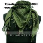 Платок шейный 109х109 см (типа арафатка)