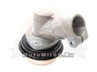 Редуктор нижний в сборе мотокосы BC/GBC-033/043 (26мм) 9зуб