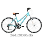 Велосипед 26 STINGER LATINA (21ск,рама 17алюм.спл., TZ30/TY21/TS-38) синий