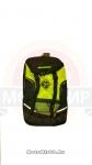 Рюкзак мотоциклиста/велосипедиста SCOYCO MB 17 черный с зеленым