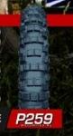 Покрышка WANDA,14,питбайк, 2.75-14 Кросс Р259