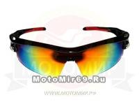 Очки солнцезащитные CIGNA XS-005, упаковка А (5 сменных линз, коробочка)