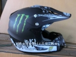 Шлем кроссовый FALCON CR168, размер S